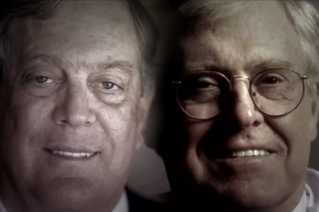 Exposing the Koch brothers