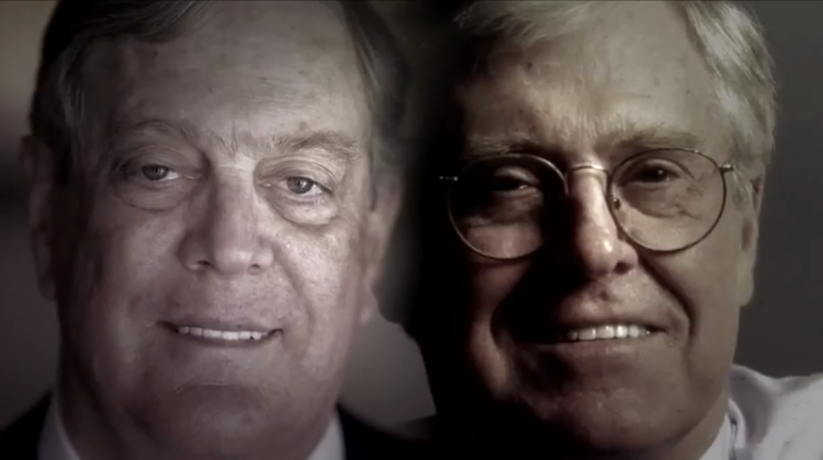 Charles David Koch We Know Who You Are >> 11 Things The Koch Brothers Don T Want You To Know Salon Com