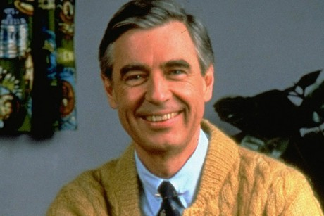 Where have you gone, Mister Rogers?