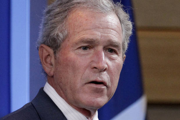 Surprise: Bush backs Keystone pipeline