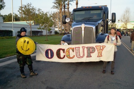 Southern California's Inland Empire occupied.