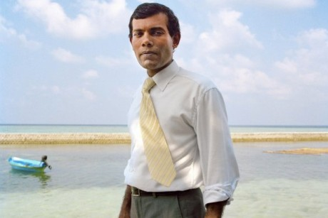 The Maldives' ousted president on climate change and tyranny