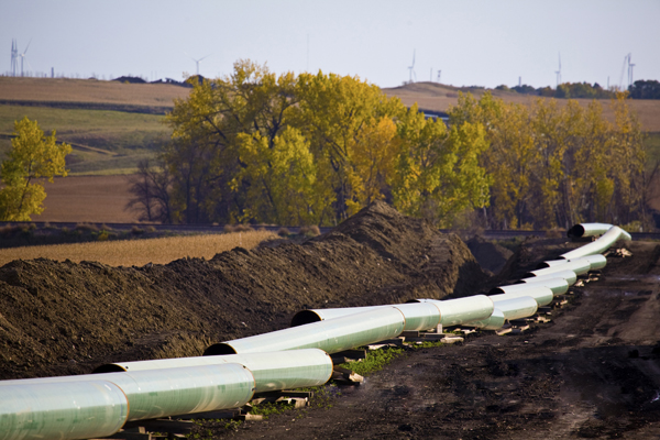 Keystone Pipeline Reportedly Exempt From 'Buy American' Policy