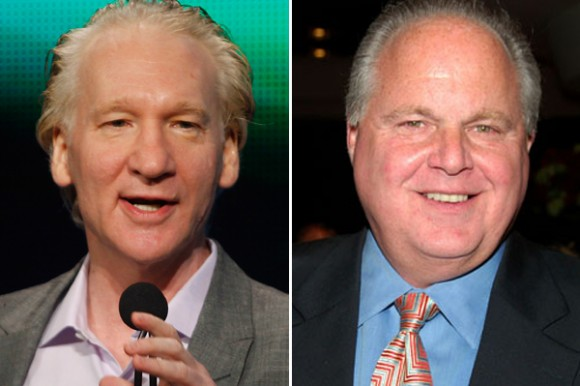 Bill Maher wants you to forgive Rush
