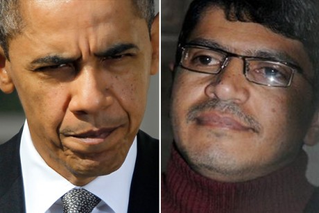 President Obama and Abdulelah Haider Shaye