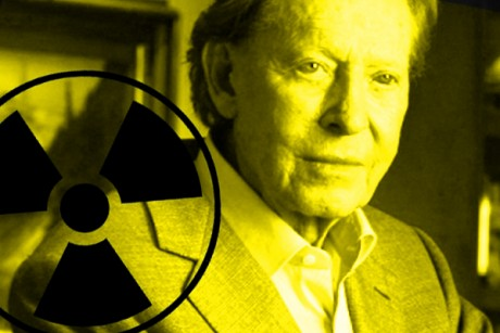 The GOP's nuke-dump donor