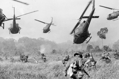 America welcomes permanent war: Vietnam and the demise of the anti-war movement