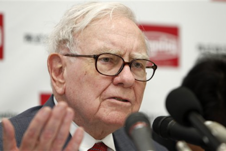 The real March madness: Warren Buffett's grotesque sweepstakes