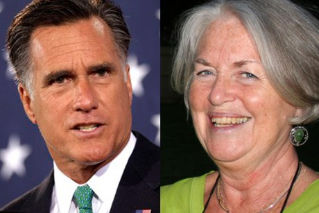 Can Mitt talk to women?