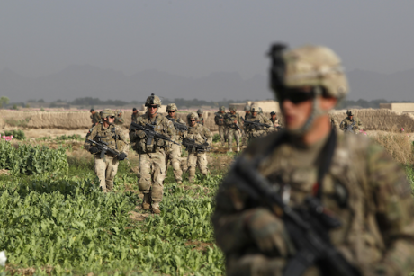Conservatives mad at liberal media, Obama over Afghanistan photos