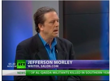 Jefferson Morley on