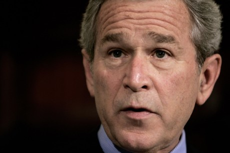 George W. Bush in 2006