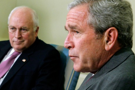 Bush aide blasts torture