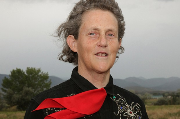 Grandin on the autism surge