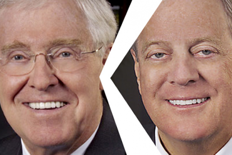 The Kochs' very bad week