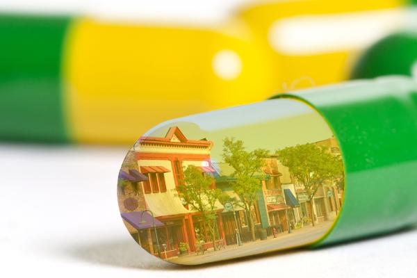 America's pill-popping capital | Salon com