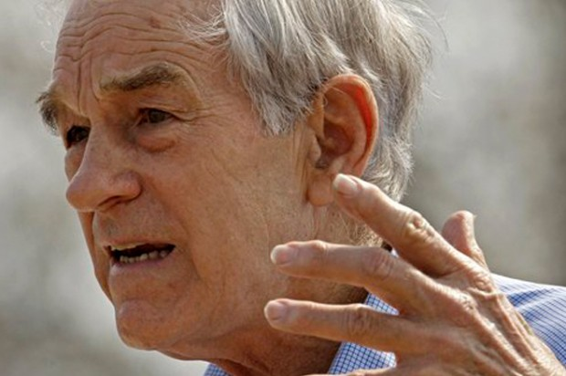 The Ron Paul convention takeover plot