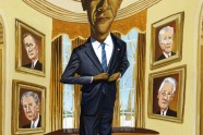 Obama and the Oval Office