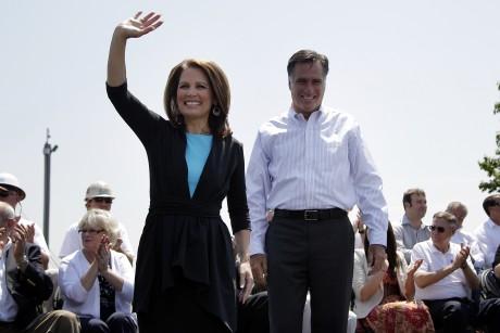 National Dems boost Bachmann challenger