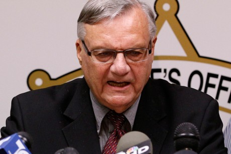 Arizona Sheriff Not Backing Down On Obama Birth Issue arpaio 460x307