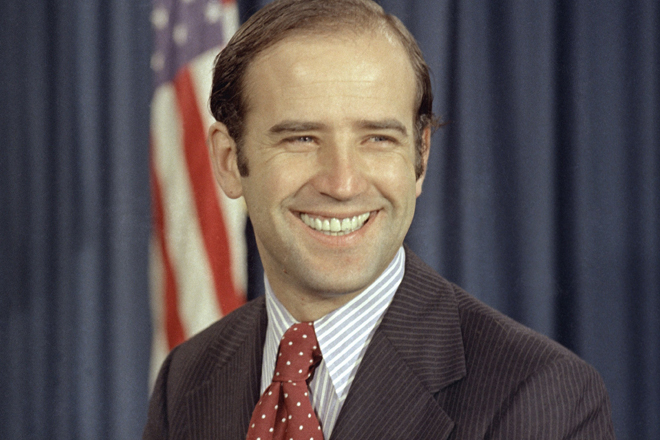 Where are the young pols for Young joe biden