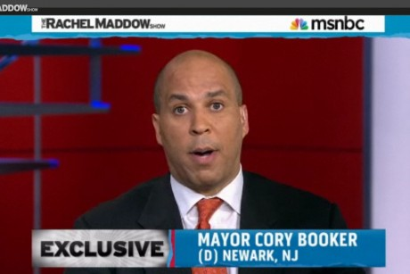 Booker's maddeningly slippery interview
