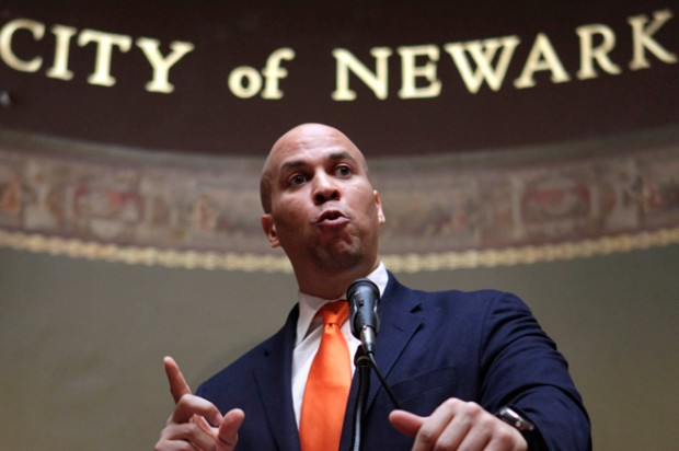 Cory Booker's backyard fallout