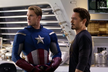 'Avengers' add $103.2M in sprint to $1 billion