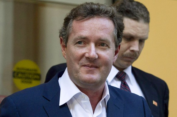 British create a petition to keep Piers Morgan in U.S.