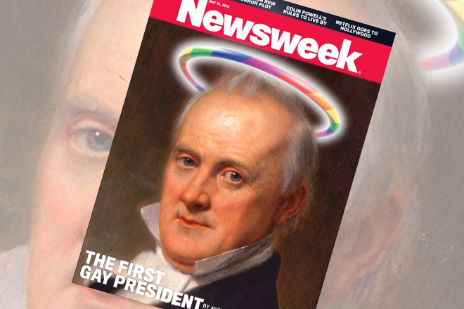The Oldest Known Gay Man? - ABC News