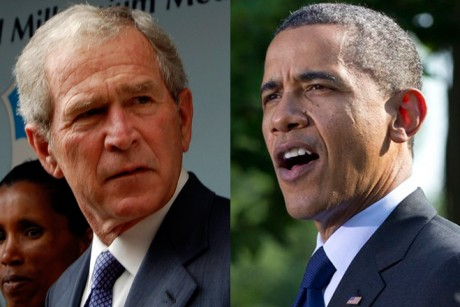 Bush vs. Obama: Jobs