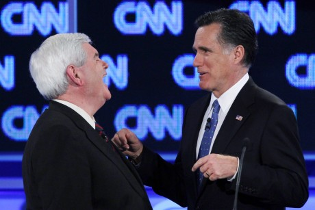 SPIN METER: Rivals airbrush anti-Romney words - From the Wires ...