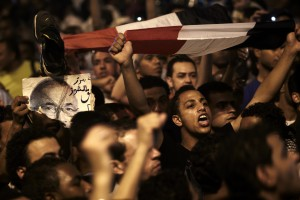 Egypt parliament dissolved