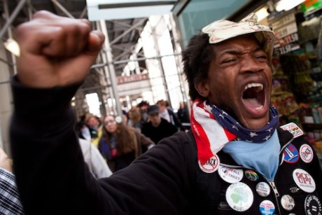 Occupy: A Tea Party for the left?