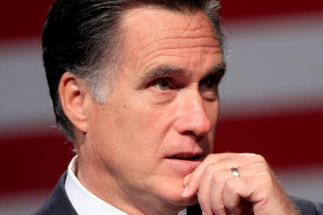 Mitt Romney (Credit: AP/Carlos Osorio). It may be that the biggest threat to ...
