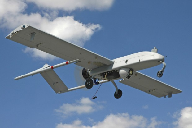 States fight for drone biz