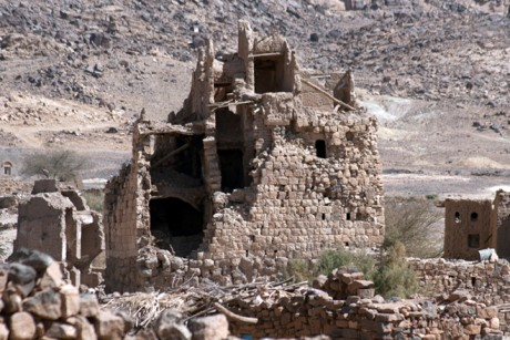 Losing yemeni hearts and minds for Salon yemenite