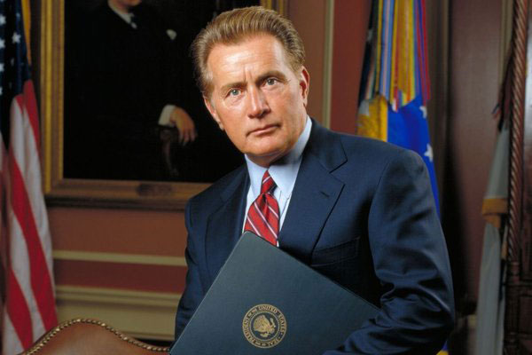 gallery for martin sheen daughter west wing