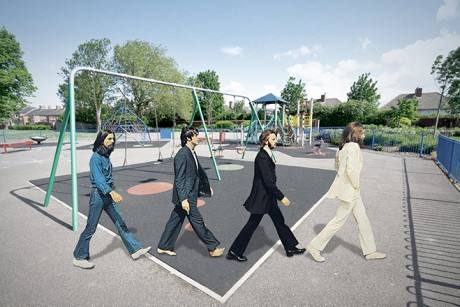 Trust me on this abbey road for Abbey road salon