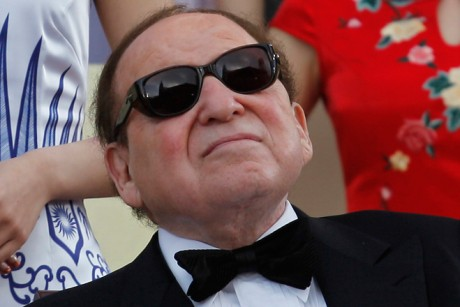 Plutocrats have captured it all: How Sheldon Adelson shows the need for campaign finance reform