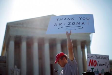 Supreme Court upholds Arizona's