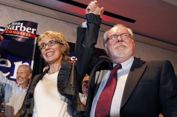 Dems hold Giffords seat