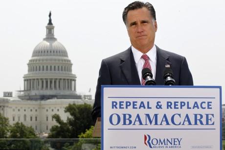 Romney abandons GOP Obamacare line - Salon.