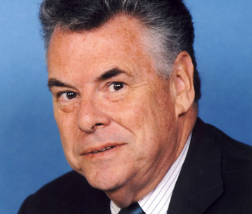 Obama defender Rep. Peter King