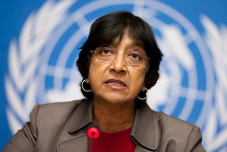 U.N. rights chief calls for drone probe