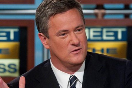 Joe Scarborough says New York Times is
