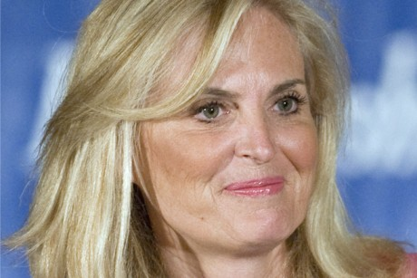 Ann Romney, wife of Republican presidential candidate, former