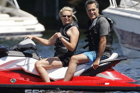 Romney's offshore tax havens