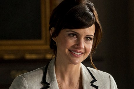 Carla Gugino: TV pits women against each other