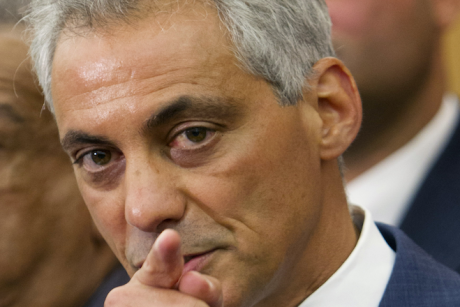 Rahm Emanuel's dangerous free speech attack